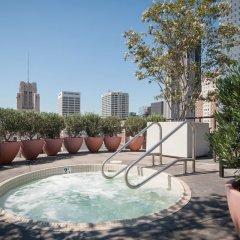 Отель Sunshine Suites at 417 США, Лос-Анджелес - отзывы, цены и фото номеров - забронировать отель Sunshine Suites at 417 онлайн бассейн