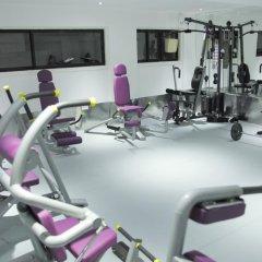 Achilleos City Hotel фитнесс-зал