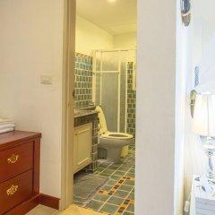 Отель Prompimarn Villa ванная