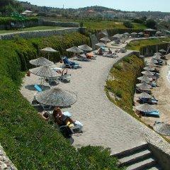Babaylon Hotel Турция, Чешме - отзывы, цены и фото номеров - забронировать отель Babaylon Hotel онлайн пляж фото 2