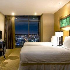 Отель Urbana Sathorn Бангкок комната для гостей фото 3