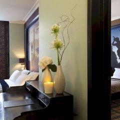 Отель Fontaines Du Luxembourg Париж комната для гостей фото 2