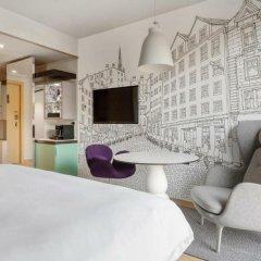 Отель Radisson Collection Hotel, Royal Mile Edinburgh Великобритания, Эдинбург - отзывы, цены и фото номеров - забронировать отель Radisson Collection Hotel, Royal Mile Edinburgh онлайн комната для гостей фото 3