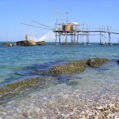 Hotel Cristina Рокка-Сан-Джованни пляж