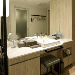 Oriental Hotel Fukuoka Hakata Station Хаката ванная
