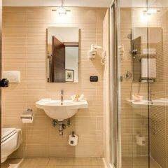 Отель Albergo Abruzzi Италия, Рим - отзывы, цены и фото номеров - забронировать отель Albergo Abruzzi онлайн ванная