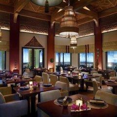 Отель The Palace Downtown Дубай гостиничный бар