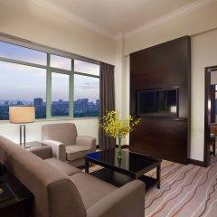 Отель Grand Park Kunming Куньмин комната для гостей фото 5