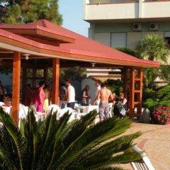 Hotel Delle Canne Амантея питание