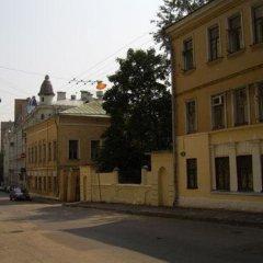 Trans Siberian Hostel Moscow Москва парковка