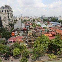 Lenid Hotel Tho Nhuom балкон