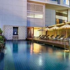 Отель Pullman Bangkok Grande Sukhumvit бассейн фото 2