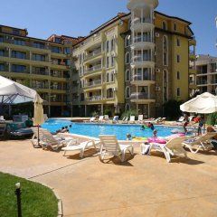 Отель PS Summer Dreams Болгария, Солнечный берег - отзывы, цены и фото номеров - забронировать отель PS Summer Dreams онлайн бассейн фото 3