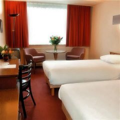 Отель Hôtel Van Belle Бельгия, Брюссель - - забронировать отель Hôtel Van Belle, цены и фото номеров комната для гостей