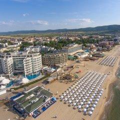 Hotel Grand Victoria Солнечный берег пляж фото 2