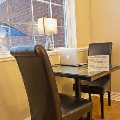 Отель ByWard Blue Inn Канада, Оттава - отзывы, цены и фото номеров - забронировать отель ByWard Blue Inn онлайн удобства в номере