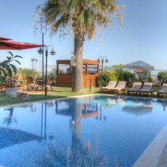 Rooms Smart Luxury Hotel & Beach Чешме бассейн фото 2