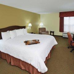 Отель Hampton Inn Jasper комната для гостей