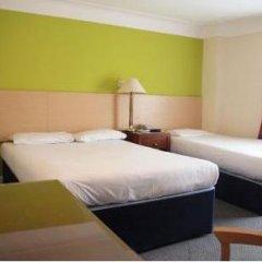 Queens Hotel 3* Стандартный номер с различными типами кроватей фото 31
