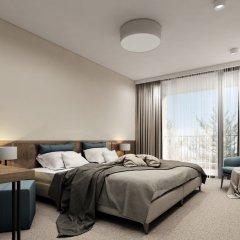 Отель Azurro Болгария, Солнечный берег - отзывы, цены и фото номеров - забронировать отель Azurro онлайн комната для гостей фото 3