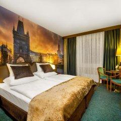 Отель Plaza Prague Прага комната для гостей фото 3