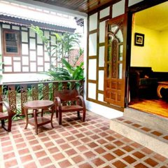 Отель Thai Ayodhya Villas & Spa Hotel Таиланд, Самуи - 1 отзыв об отеле, цены и фото номеров - забронировать отель Thai Ayodhya Villas & Spa Hotel онлайн балкон