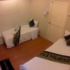 Отель Green House Bangkok Таиланд, Бангкок - 1 отзыв об отеле, цены и фото номеров - забронировать отель Green House Bangkok онлайн спа фото 2