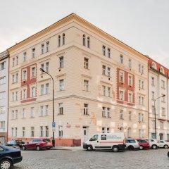 Апартаменты Riverside Family apartment in the center парковка