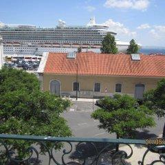 Отель B.Mar Hostel & Suites Португалия, Лиссабон - отзывы, цены и фото номеров - забронировать отель B.Mar Hostel & Suites онлайн балкон