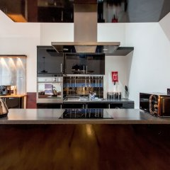 Отель Luxury Traditional Tenement Великобритания, Глазго - отзывы, цены и фото номеров - забронировать отель Luxury Traditional Tenement онлайн гостиничный бар