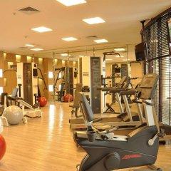 Отель Century Park Бангкок фитнесс-зал