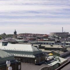 Отель Scandic Europa балкон