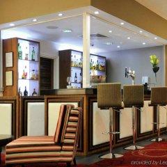 Отель Mercure London Bloomsbury гостиничный бар