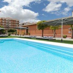 Отель Soho Boutique Jerez & Spa Испания, Херес-де-ла-Фронтера - отзывы, цены и фото номеров - забронировать отель Soho Boutique Jerez & Spa онлайн бассейн