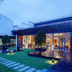 Отель Jinling Resort Tianquan Lake бассейн фото 3