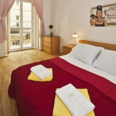Апартаменты Picasso Apartments Prague комната для гостей фото 10
