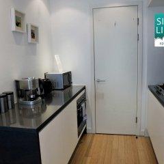 Апартаменты Silver Lining - Mile Apartments Эдинбург в номере