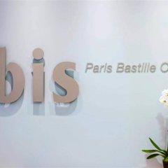 Отель ibis Paris Bastille Opera Франция, Париж - отзывы, цены и фото номеров - забронировать отель ibis Paris Bastille Opera онлайн ванная фото 2
