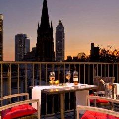 Savigny Hotel Frankfurt City балкон
