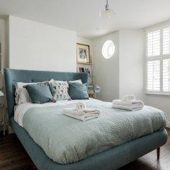 Апартаменты Central 2 Bedroom Apartment In Brighton комната для гостей фото 3