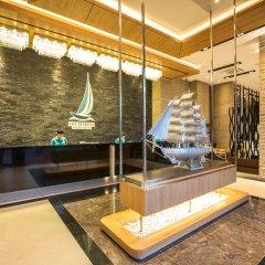 The Marina Phuket Hotel интерьер отеля