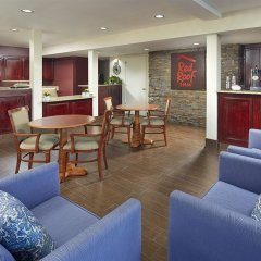 Отель Red Roof Inn Tulare - Downtown/Fairgrounds питание
