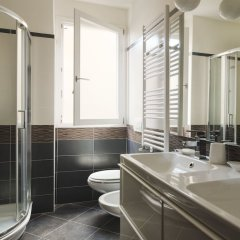 Отель Appartamento Le Due Torri Италия, Болонья - отзывы, цены и фото номеров - забронировать отель Appartamento Le Due Torri онлайн ванная
