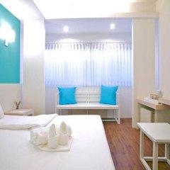 Отель Budacco Таиланд, Бангкок - 2 отзыва об отеле, цены и фото номеров - забронировать отель Budacco онлайн комната для гостей фото 3