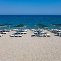 Отель Larissa Blue Kiri_ пляж