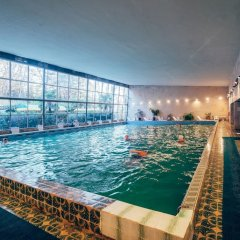 Гостиница Villa Polianna бассейн