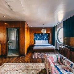Отель The Maritime Hotel США, Нью-Йорк - отзывы, цены и фото номеров - забронировать отель The Maritime Hotel онлайн комната для гостей фото 5