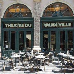 Отель B&b Vaudeville Брюссель питание