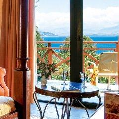 Отель Grecotel Daphnila Bay балкон