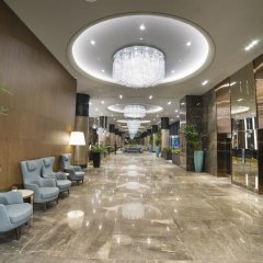 Radisson Blu Hotel, Vadistanbul Турция, Стамбул - отзывы, цены и фото номеров - забронировать отель Radisson Blu Hotel, Vadistanbul онлайн интерьер отеля фото 2